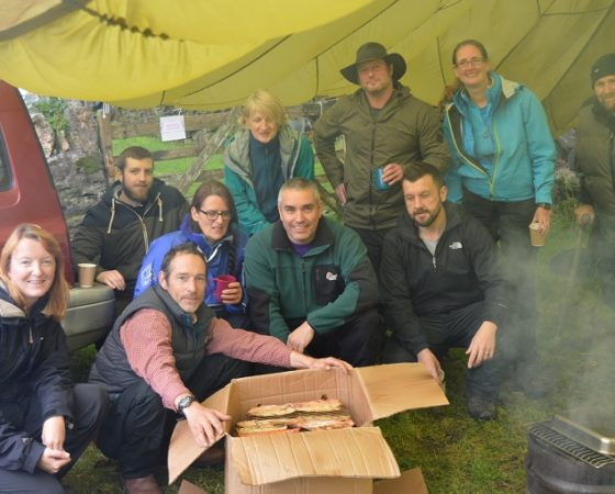 Launch of Manx Bushcraft & Survival
